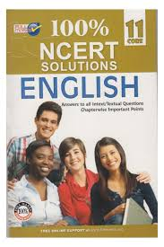 100 ncert solutions english core class 11 answers to all