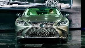 lexus ls for sale australia 2018 lexus ls500 revealed in detroit with powerful new twin turbo
