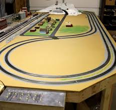 Toy Train Table Plans Free by Best 25 Ho Scale Ideas On Pinterest Model Trains Model