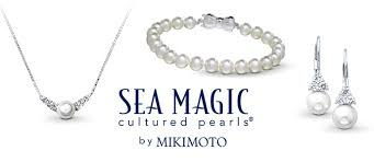 pearl setting necklace images Cultured pearls jpg