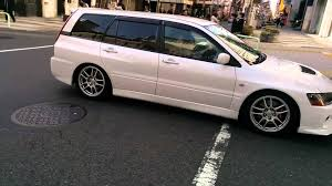 mitsubishi evo wagon this is evo 9 wagon youtube