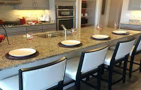 granite top kitchen island breakfast bar tops countertops
