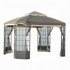 Garden Winds Pergola by Garden Oasis Gazebo Replacement Canopy Gazebo Ideas