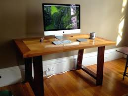 Computer Desk Sale Large Wood Desks U2013 Ourtown Sb Co