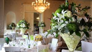 Flower Arrangements For Tall Vases Wedding Centerpieces