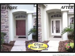Frosted Glass Exterior Doors Etched Glass Doors Frosted Glass Doors Tropical Glass Doors