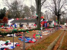 creative minority report neighbor u0027s deflated christmas
