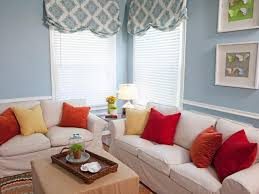 Living Room Pillows by Photo Page Hgtv