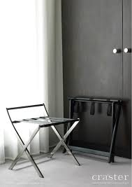 luggage racks for bedroom a select range of fully welded stainless steel luggage racks in