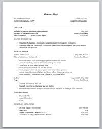 college grad resume template college student resume sles no experience template