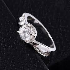 platinum crystal rings images 17km 2 color hot new design fashion noble gold color zircon jpeg