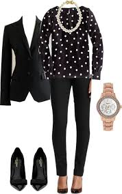 black polka dot blouse black white black polka dot blouse black blazer black