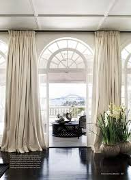 Curtains For Palladian Windows Decor Photo By Prue Ruscoe For Vogue Living Interior Family Room