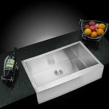 Stainless Steel Apron Front Kitchen Sinks Water Creation S Stainless Steel Sinks Are The Ultimate Cook S