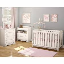 nursery decors u0026 furnitures crib and changing table all in one