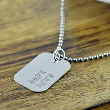 mens personalized necklace engraved necklace coordinate necklace coordinate jewelry necklace