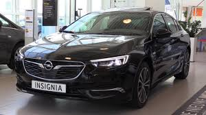 vauxhall insignia wagon opel insignia 2018 in depth review interior exterior youtube