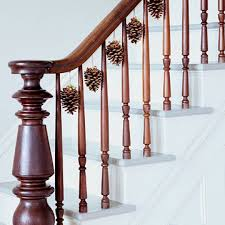 Stairs Decorations by 1138 Best Christmas Staircase Images On Pinterest Christmas Time