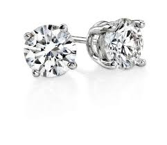 diamond stud 50 diamond stud earrings