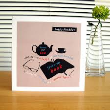 Book Birthday Card Personalised Car Boat Wine Birthday Cards By Designed