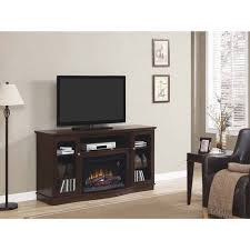 electric fireplace walmart black friday chimneyfree media electric fireplace for tvs up to 65