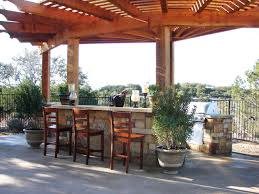Restaurant Patio Design Ideas by Outdoor Kitchen Bar Ideas Pictures Tips U0026 Expert Advice Hgtv