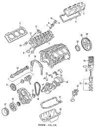 parts com ford engine short block 3 0l partnumber e9dz6009c