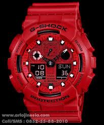 Jam Tangan Baby G Warna Merah 4 merek terbaik jam tangan pria arlojinesia