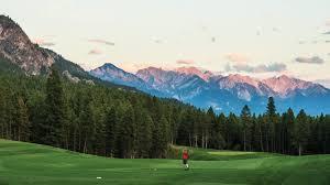 Prestige Golf Flags Trail Blazing Great Canadian Golf Getaways Ama