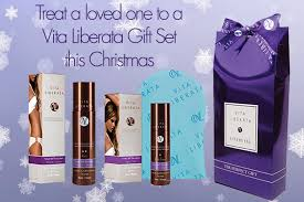 gift sets for christmas treat a loved one to a vita liberata gift set this christmas