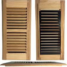 wooden floor registers air vent
