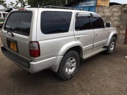 toyota mobile home car4sale toyota hilux surf for sale jamiiforums the home of