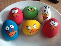 Easter Egg Decorating Ideas Angry Birds by 54 Best Pasen Images On Pinterest Easter Ideas Diy And Easter