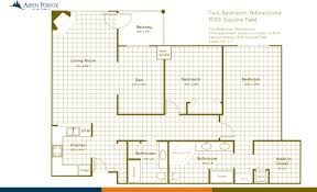 floor plan layout illustration and community map illustration for
