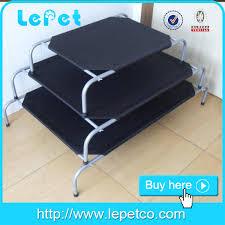 elevated pet bed lepetco com