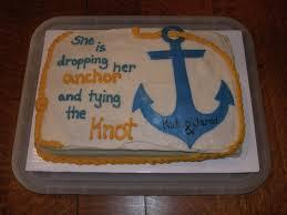wedding quotes nautical mrs lydia s kitchen nautical wedding shower