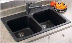 Undermount Porcelain Kitchen Sinks by Black Porcelain Kitchen Sink