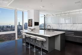 ideas for modern kitchens kitchen magnificent modern kitchens nyc pertaining to kitchen home