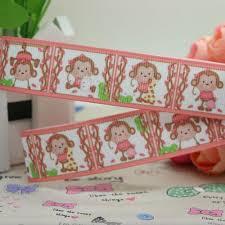 monkey ribbon pink monkey ribbon promotion shop for promotional pink monkey