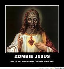 Zombie Jesus Meme - tta zombie survival skills