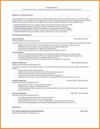 8 executive assistant resume examples resume reference