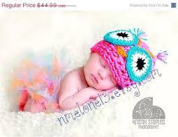 Etsy Newborn Halloween Costumes 102 Crochet Owl Hats Images Crochet Owl Hat