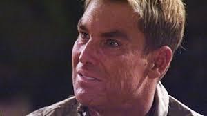 Challenge Shane Shane Warne Breaks In Tears Spider Challenge On I M A