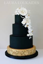 simple black and white wedding cakes b79 in images selection m78