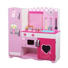 classic toy wooden kitchen set u0026 reviews wayfair