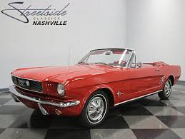 1966 mustang convertible value ford mustang cars and pony cars for sale classics on