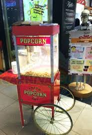 popcorn rental machine pop corn machine service provider grista popcorn machine