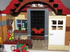Lego Harry Potter Bathroom Punisher Safe House 17 Punisher And Lego