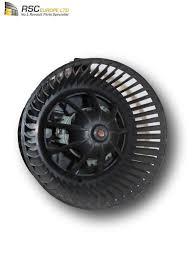 renault megane 2004 black megane used heater blower fan motor 7701055135 or 7701056965