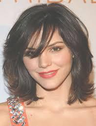high cheekbones short hair displaying gallery of medium hairstyles for high cheekbones view 14